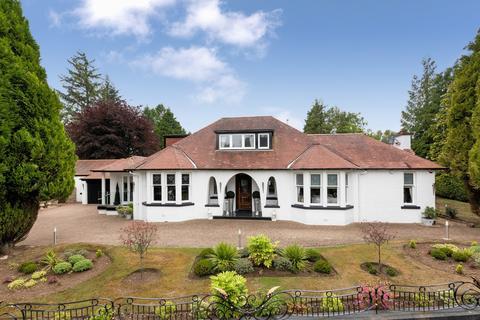 4 bedroom detached bungalow for sale - Windyridge, Methven Road, Whitecraigs, G46 6TG
