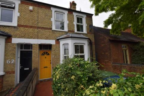 4 bedroom semi-detached house for sale - Percy Street, East Oxford.