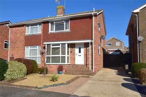 3 bedroom semi-detached house for sale - 17 Carisbrooke Close, Lancing, West Sussex, BN15
