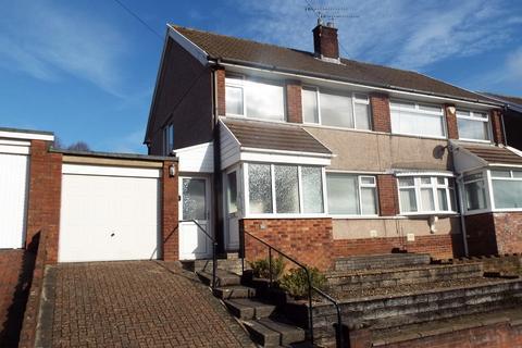 3 bedroom semi-detached house for sale - 14 landor Avenue, Killay, Swansea SA2 7BP