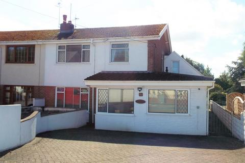 4 bedroom semi-detached house for sale - 33 Castle Street, Loughor, Swansea, SA4 6TU