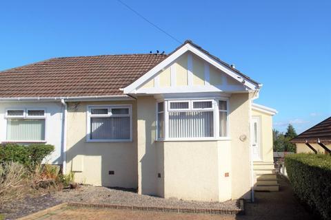 2 bedroom semi-detached bungalow for sale - 15 Lon Draenen, Tycoch, Swansea SA2 9EW