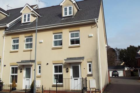 3 bedroom townhouse for sale - 21 Millwood Gardens, Killay, Swansea, SA2 7BE