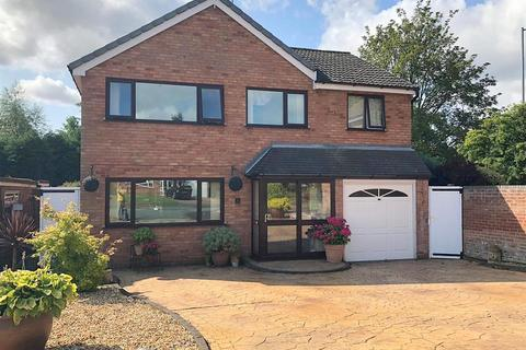 4 bedroom detached house for sale - The Croft, Longdon