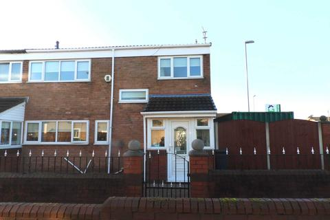 3 bedroom terraced house for sale - Stretford Close, Towerhill