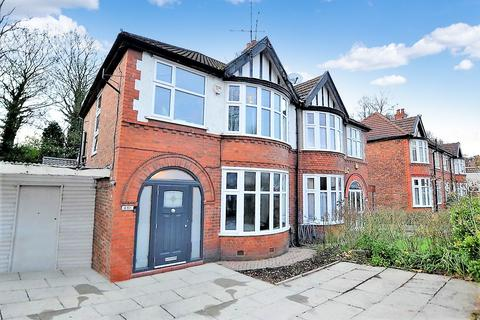 3 bedroom semi-detached house for sale - Kingsway, East Didsbury