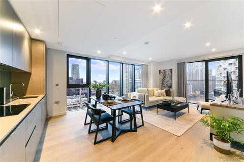 2 bedroom flat to rent - 10 George Street, Canary Wharf, London, E14
