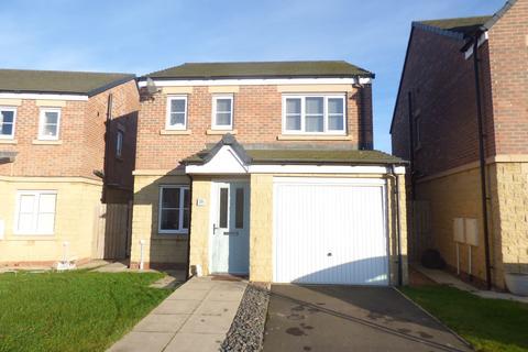 3 bedroom detached house for sale - Wellesley Drive, South Shore, Blyth, Northumberland, NE24 3UZ