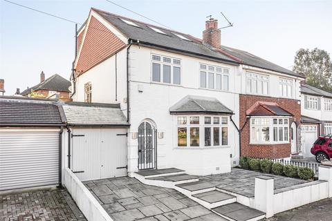 5 bedroom semi-detached house for sale - Lexton Gardens, SW12