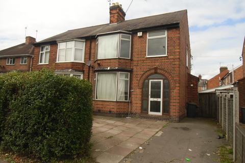 3 bedroom semi-detached house to rent - Abbey Lane, Leicester LE4