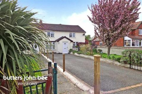 3 bedroom end of terrace house for sale - Crook Lane, Winsford