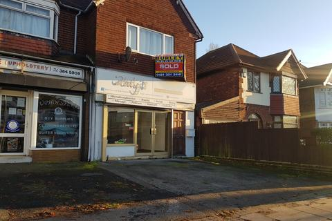 Shop to rent - Lock Up Shop, Hawthorn Road, Kingstanding