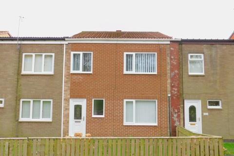 3 bedroom terraced house for sale - HATFIELD PLACE, PETERLEE, PETERLEE