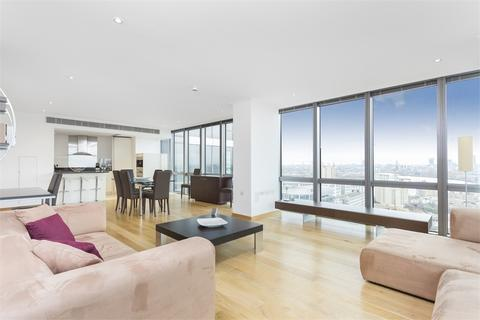 2 bedroom flat to rent - West India Quay, Hertsmere Road, Canary Wharf