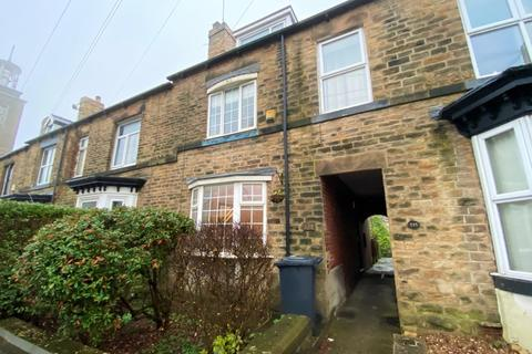 4 bedroom terraced house to rent - Manchester Road, Sheffield