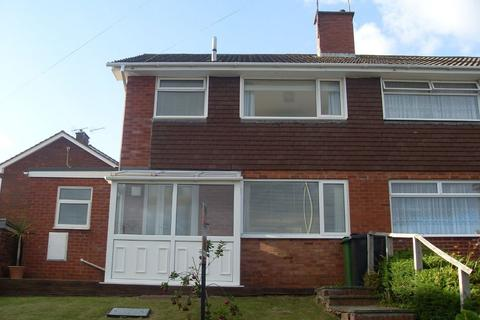 3 bedroom semi-detached house to rent - Knowle Drive, Exwick
