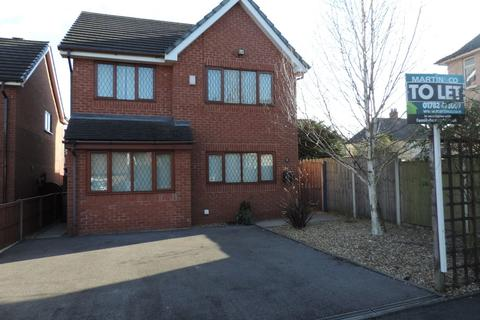3 bedroom detached house to rent - Mayer Avenue, Newcastle Under Lyme, Staffordshire