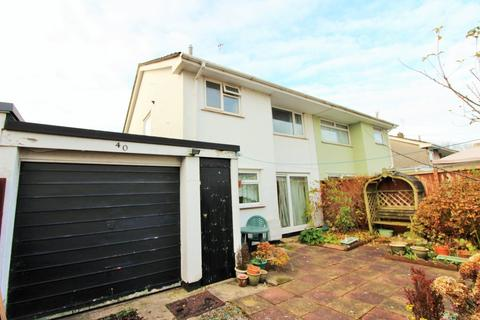 3 bedroom semi-detached house for sale - Ty To Maen Close, Old St. Mellons, Cardiff