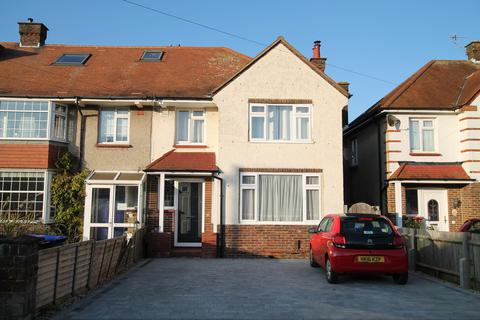 3 bedroom end of terrace house for sale - Goldsmith Road, Worthing, BN14 8ES