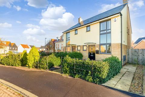 2 bedroom semi-detached house for sale - Summers Hill Drive, Papworth Everard