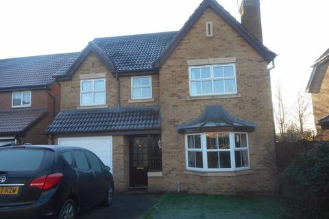 4 bedroom detached house for sale - Abbotsbury Way, Maple Park, Nuneaton