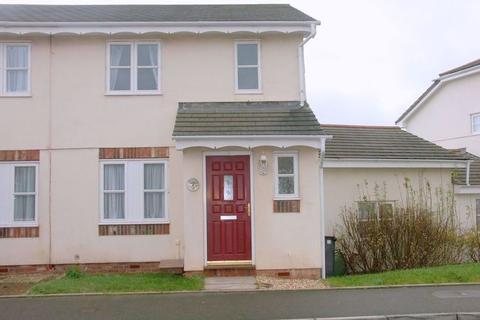 3 bedroom end of terrace house to rent - Cotehele Drive, Paignton