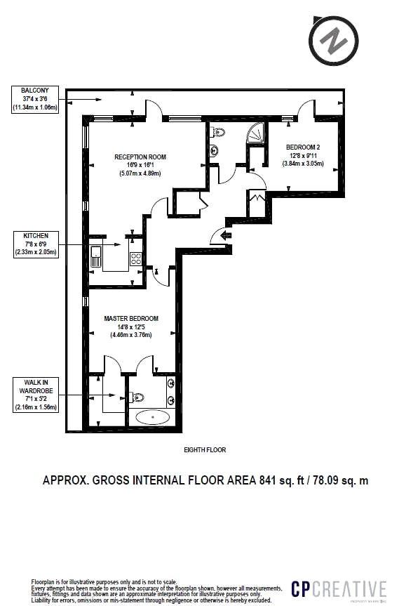 Floorplan: Picture No. 32