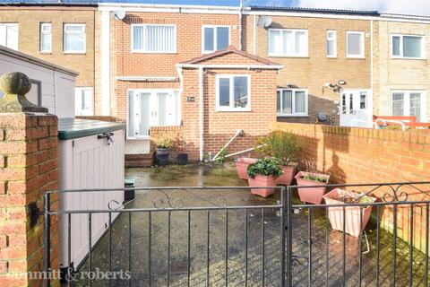 3 bedroom terraced house for sale - Hatfield Place, Peterlee, Durham, SR8