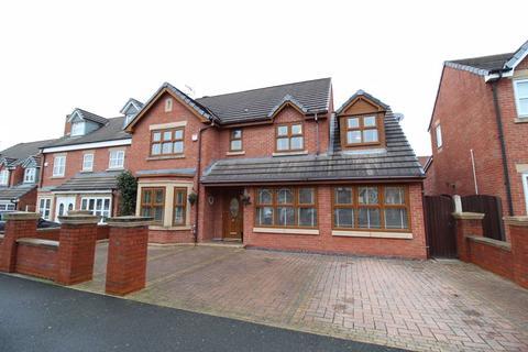4 bedroom detached house for sale - Hogarth Drive, Prenton