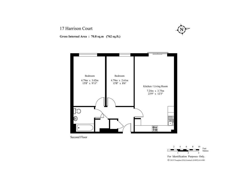 Floorplan: 17 Harrison Court 41567 plan.jpg