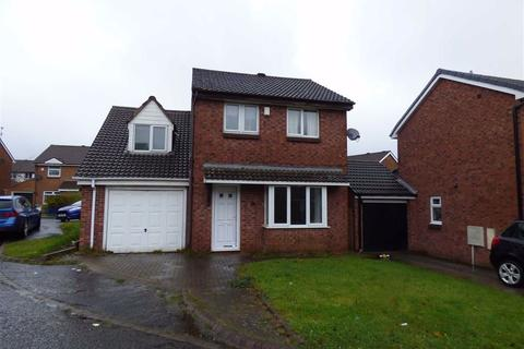 3 bedroom detached house for sale - 4, Cleves Court, Ferryhill