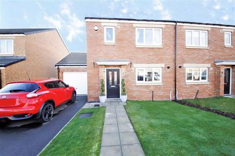 3 bedroom semi-detached house for sale - Hurdwick, Doxford, Sunderland, SR3