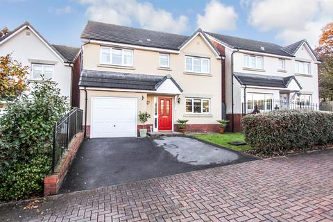 4 bedroom detached house for sale - Clos Y Wern, Hendy, Pontarddulais