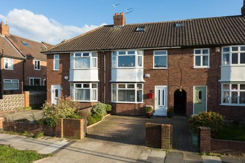 4 bedroom terraced house for sale - Holly Bank Road, York