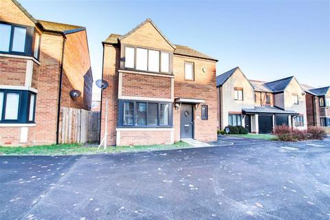 4 bedroom detached house for sale - Walkerfield Place, Poplar Grove, Newcastle Upon Tyne, NE6