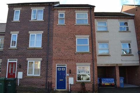 4 bedroom townhouse to rent - ELDON GREEN, TUXFORD