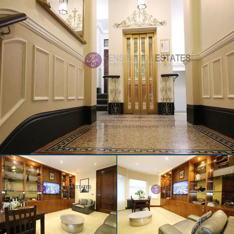 3 bedroom apartment to rent - Clarence Gate Gardens, Glentworth Street, Marylebone, London NW1