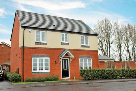 3 bedroom detached house for sale - Swallowhurst, off Overwoods Road, Hockley, Tamworth