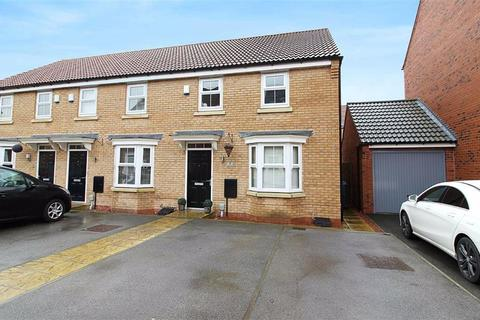 3 bedroom end of terrace house for sale - Elthorne Park, Kingswood, Hull, HU7