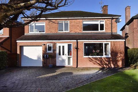 4 bedroom detached house for sale - Lark Hall Crescent, Macclesfield