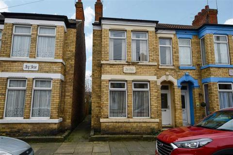 2 bedroom end of terrace house for sale - Hardy Street, Hull, HU5