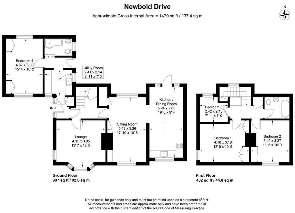 Floorplan: Newbold Drive.jpg