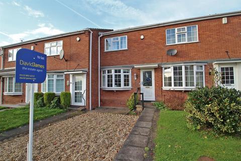 2 bedroom townhouse to rent - Downham Close, Woodthorpe View, Nottingham
