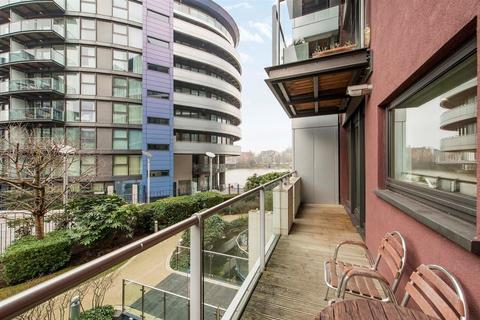 1 bedroom apartment for sale - Howard Building, Chelsea Bridge Wharf, London, SW11