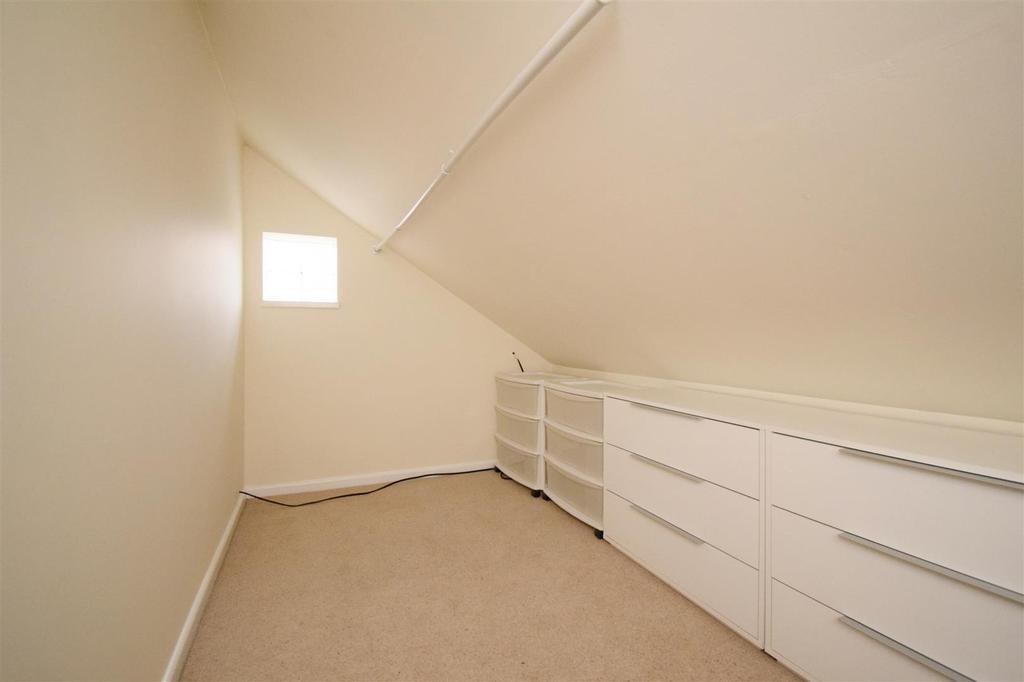 Bedroom One Storage