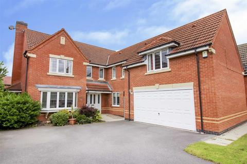 5 bedroom detached house for sale - Nettleton Close, Heatherton Village, Derby