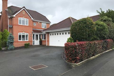 4 bedroom detached house for sale - Portico Road, Heatherton Village, Derby