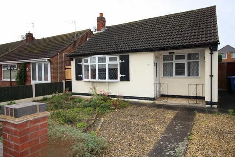 1 bedroom detached bungalow for sale - Newbridge Crescent, Shelton Lock, Derby