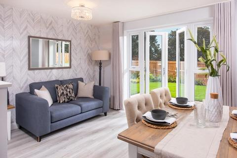 4 bedroom end of terrace house for sale - Mays Drive, Westbury