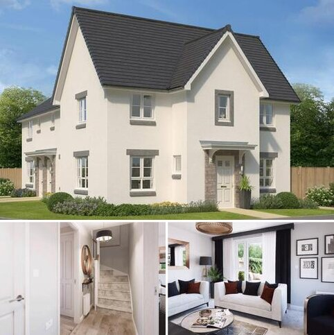 3 bedroom end of terrace house for sale - Plot 166, Abergeldie at Barratt at Culloden West, 1 Appin Drive, Culloden IV2